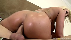 Johnny is the one who becomes the master of that fantastically tight bum