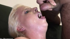 Cum-loving girls are addicted to feeling hot jizz in their mouths