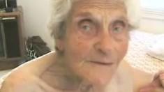 Amateur Granny Blowjob