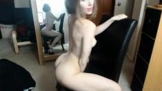 Amateur Arab Hijab Muslim Teen Anal Masturbation On Webcam