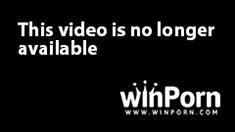 Amateur brunette teen does toy anal on her webcam