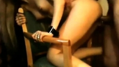 Amateur Blonde Girl Fucking And Gagging On Cock With Facial